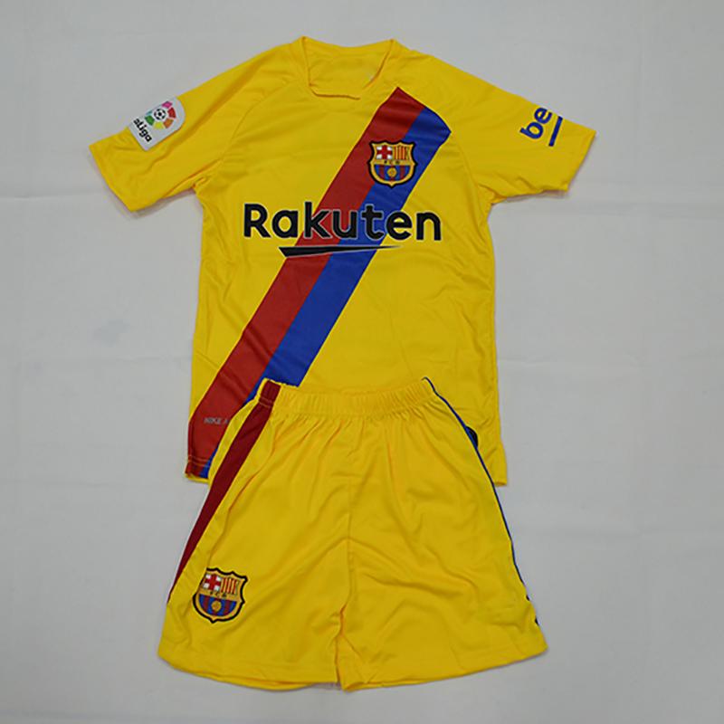 Dečiji dres Barselone zuti 2019-2020