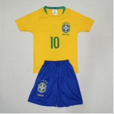 Dečiji dres Brazila 2018
