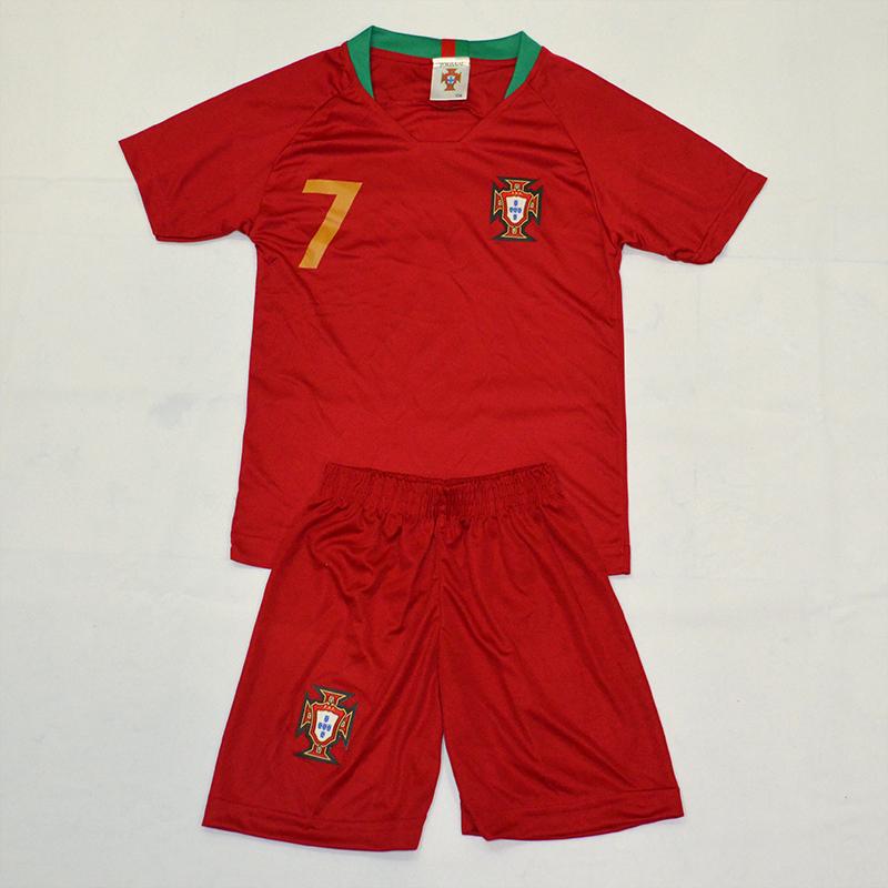 Dečiji dres Portugala 2018