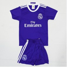 Dečji dres Real Madrida  gostujucu  2016-2017