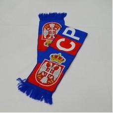 Šal Srbije plavi